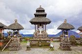 Templo de estilo bali — Foto de Stock