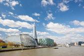 London City Hall Skylines — Stock Photo