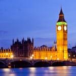 Big Ben London — Stock Photo