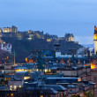 Edinburgh Castle — Stock Photo #12235118