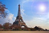 Eiffel tower Paris France — Stock Photo