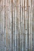 Patroon van vintage bamboe paneel — Stockfoto
