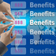 Business Benefits — Stok fotoğraf