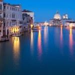 Grand canal Venice Italy — Stock Photo #13203592