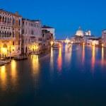 Grand canal Venice Italy — Stock Photo #13203595