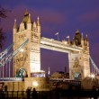 London Tower Bridge — Foto Stock