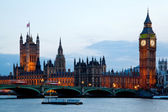 Big Ben Westminster London England — Stock Photo