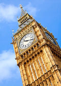 Big Ben Clock Tower — Foto de Stock
