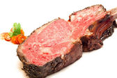 Roasted Wagyu beef steak — Stock Photo