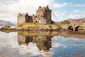 Castelo de eilean donan — Foto Stock