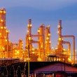 Oil Refinery Plant — Foto Stock