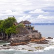 Tanah Lot Temple Bali - Stock Photo