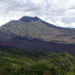 Panorama Batur volcano Indonesia — Stock Photo #14959295