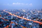 Bangkok-autobahn — Stockfoto