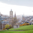 Calton Hill Edinburgh — Stock Photo
