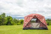 Tienda de camping — Foto de Stock
