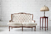 Sofá de sala — Foto de Stock