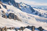 Winter landschap nieuw-zeeland — Stockfoto
