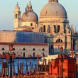 Santa Maria Della Salute, Church of Health — Stock Photo