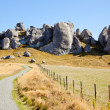Castle Hill New Zealand — Stock Photo