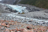 Fox Glacier New Zealand — Stockfoto