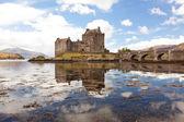 Eilean Donan Castle, Highland Scotland — Stock Photo