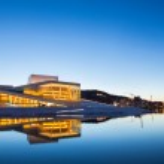 Oslo Opera House, Norway — Stock Photo #18461953