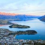 Queenstown New Zealand — Stock Photo #18779233
