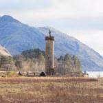 Jacobite Monument Scotland — Stock Photo #18779559