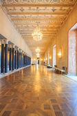 Stockholm city hall corridor — Stockfoto