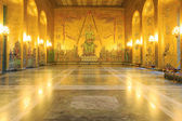 Stockholm City Hall ballroom — Stockfoto