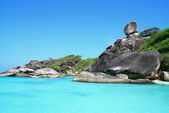 Similan National Park — Stock Photo