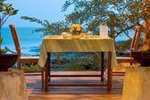 Dinner Arrangement — Stock Photo