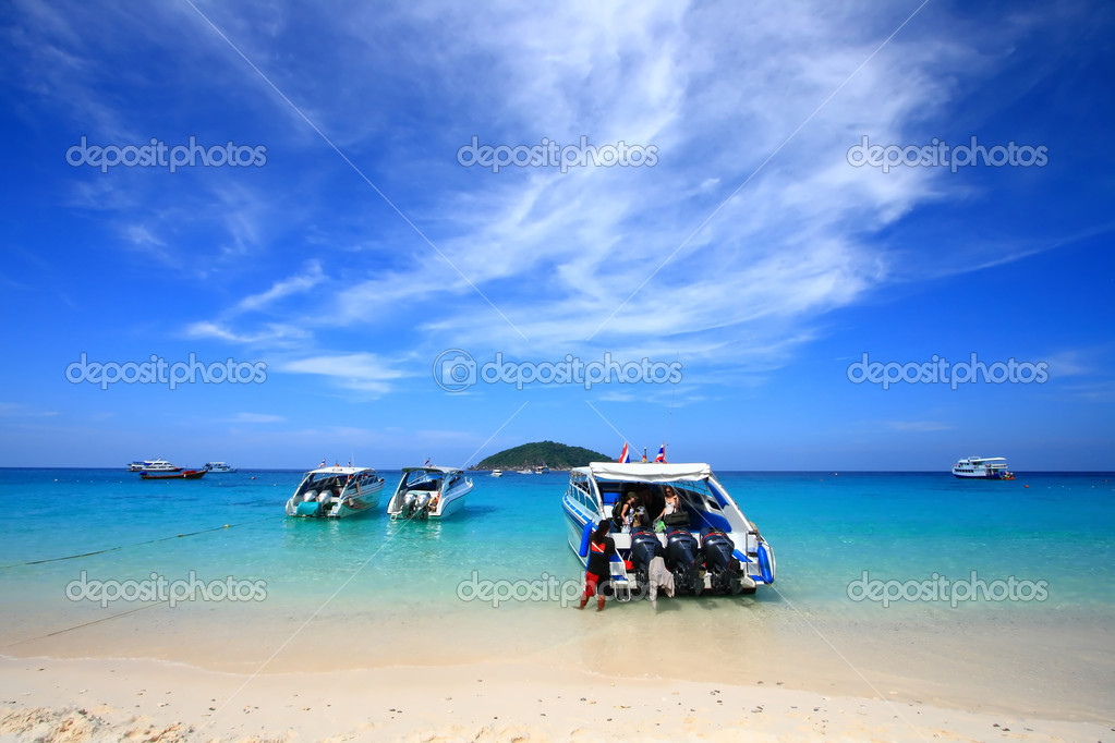 Similan Islands National Park Similan National Park Paradise Island Located South of Thailand Photo by