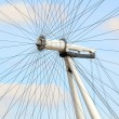 London Eye Architecture — Stock Photo