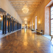 ストック写真: Stockholm City Hall corridor
