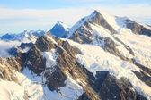 Mountain Cook New Zealand — Stock Photo