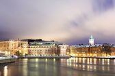 Stockholm Sweden — Stock Photo