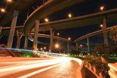Banguecoque industrial ponte — Foto Stock