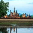 Sukhothai Historical Park Thailand — Stock Photo