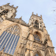 York Minster Castle — Stock Photo #26247311