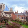 York Cityscape — Stock Photo