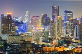 Bangkok Skyline downtown — Stock Photo