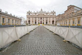 Vatican Cathedral, Rome Italy — Stock Photo