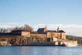 Kershus Fortress Oslo Norway — Stock Photo