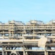 Stock Photo: LNG Refinery plant