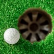 Golf ball — Stock Photo