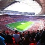 Liverpool vs Everton FA Cup Semi Final 2012 — Stock Photo #26863779