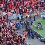 Liverpool vs Everton FA Cup Semi Final 2012 — Stock Photo #26863801