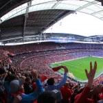 Liverpool vs Everton FA Cup Semi Final 2012 — Stock Photo #26863829